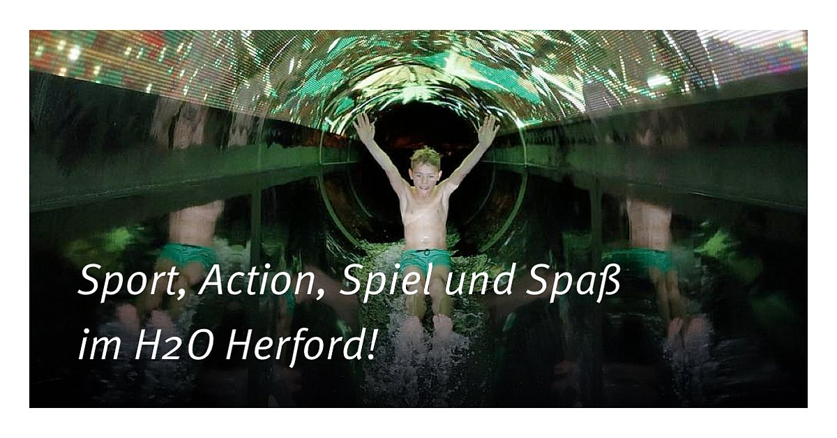 H2O HERFORD GROUPON